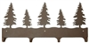 Wildlife Coat Hook- Tree Design