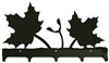 Wildlife Coat Hook- Maple Leaf Design