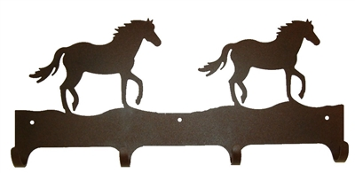 Wildlife Coat Hook- Horse Design