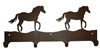 Wildlife Coat Hook- Horse Design- Style 2
