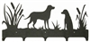 Wildlife Coat Hook- Lab Retriever Design