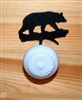 Drawer Knob Backing Plates- Bear Design