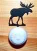 Drawer Knob Backing Plates- Moose Design