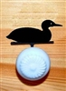 Drawer Knob Backing Plates- Loon Design