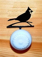 Drawer Knob Backing Plates- Cardinal Design