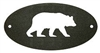 Door Plaque- Bear Design