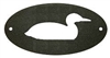 Door Plaque- Loon Design