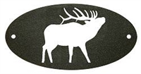 Door Plaque- Elk Design