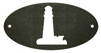 Door Plaque- Lighthouse Design