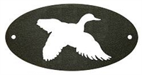 Door Plaque- Flying Duck Design
