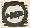 Rustic Metal Trivet- Bass Design