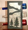 Metal Countertop Wine Bottle Rack- Tree Design