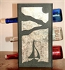 Metal Countertop Wine Bottle Rack- Sailboat Design