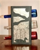 Metal Countertop Wine Bottle Rack- Duck Design