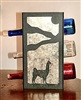 Metal Countertop Wine Bottle Rack- Llama Design