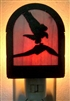 Rustic Decorative Night Light- Eagle Design