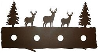 Bath Vanity Light- Deer Design