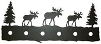 Bath Vanity Light - Moose Design