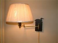 Swing Arm Wall Lamp - Loon Design