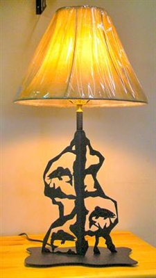 Scenery Style Table Lamp- Fish Design