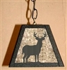 Pendant Swag Light- Deer Design