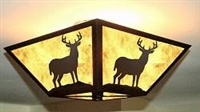 Square Ceiling Light- Deer Design