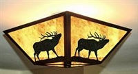 Square Ceiling Light- Elk Design