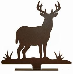 Mailbox Top- Deer Design