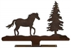 Mailbox Top- Horse with Tree Design