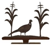 Mailbox Top- Pheasant Design