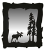Mirror- Moose Design