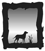 Mirror- Single Lab Retriever Design