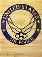 Military Sign - Air Force