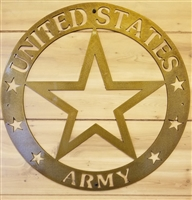 Military Sign - Army