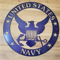 Military Sign - Navy