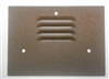 Outdoor Step Light Cover- Blank Design
