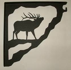 Porch Bracket - Elk Design