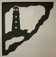 Porch Bracket - Lighthouse Design