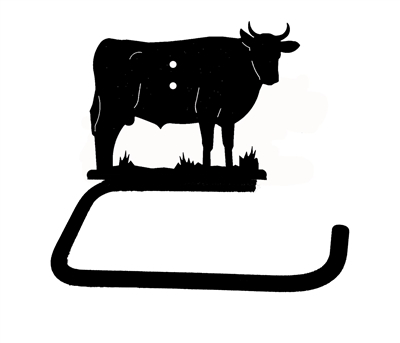 Holder Bar- Bull Design