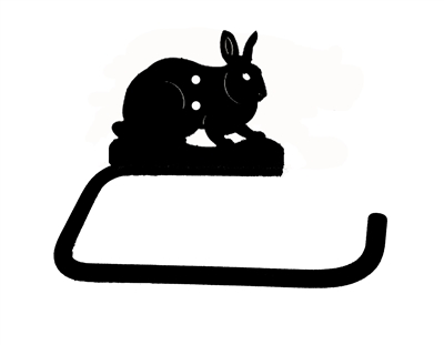 Holder Bar- Rabbit Design
