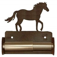TP Holder with Spring Type Bar - Horse Designs