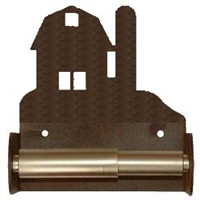 TP Holder with Spring Type Bar - Barn Designs