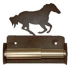 TP Holder with Spring Type Bar - Galloping Horse Designs