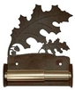 TP Holder with Spring Type Bar - Oak Leaf Designs