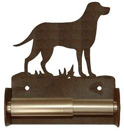 TP Holder with Spring Type Bar - Lab Retriever Designs