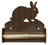 TP Holder with Spring Type Bar - Rabbit Designs
