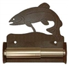 TP Holder with Spring Type Bar - Trout Designs