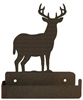 One Piece Toilet Paper Holder - Deer Design