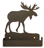 One Piece Toilet Paper Holder - Moose Design