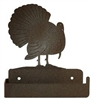 One Piece Toilet Paper Holder - Turkey Design